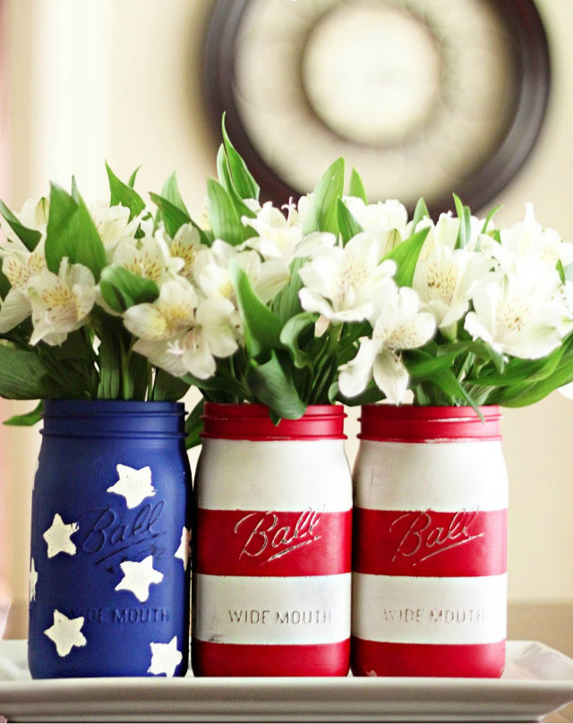 How To Decorate Your Home For A 4th Of July Party