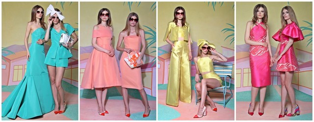 Christian Siriano 39 S Resort 2016 Collection