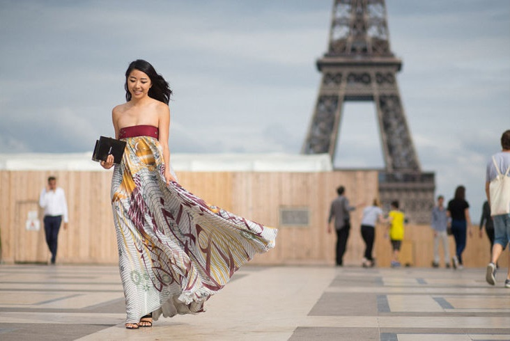 The Best Street Style Couture In Paris 2015 Love Happens Blog