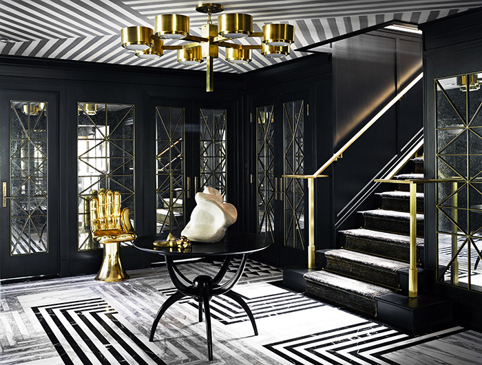 How to Improve your Style at Home with Black Walls - Love ...