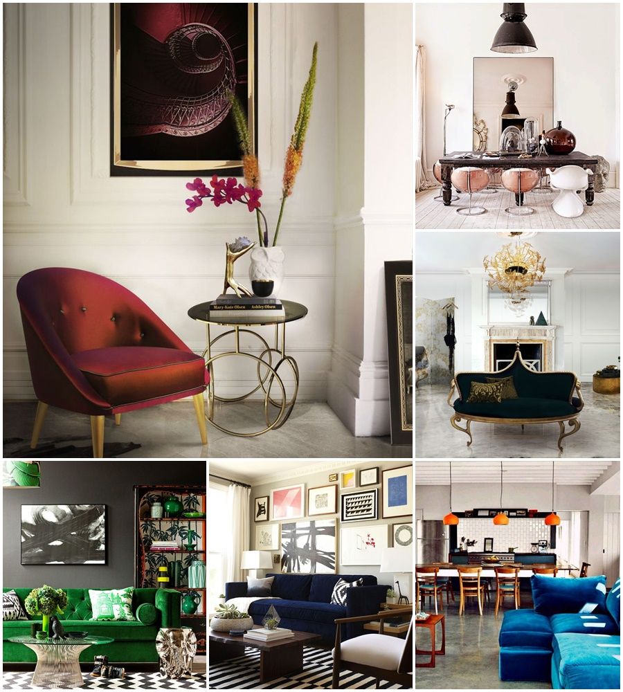 Our favorite pinterest profiles for decorating ideas Home interior blogs