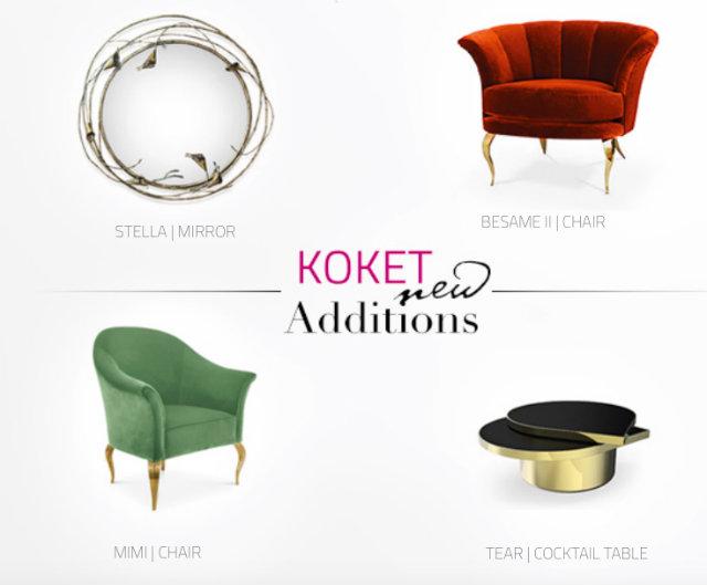 Bohemian Style at KOKET