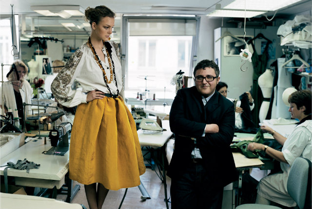 Alber Elbaz is Leaving Lanvin – Our favorite moments of his Lanvin Career