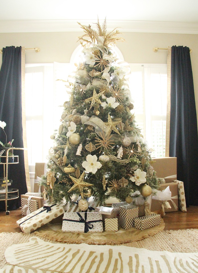 The best luxury christmas tree decoration for Best christmas decorations