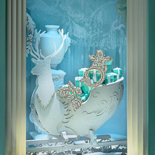 Best Holiday Window Displays in 2015