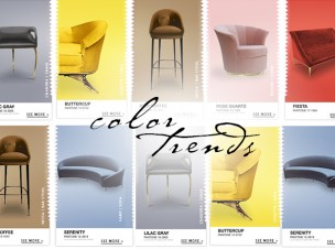 Live Colorfully: KOKET's 2016 Color Report