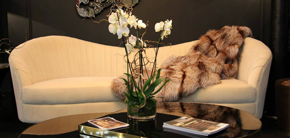 Exotic Opulence and Wild Obcessions with KOKET* Maison et Objet 2016 Preview