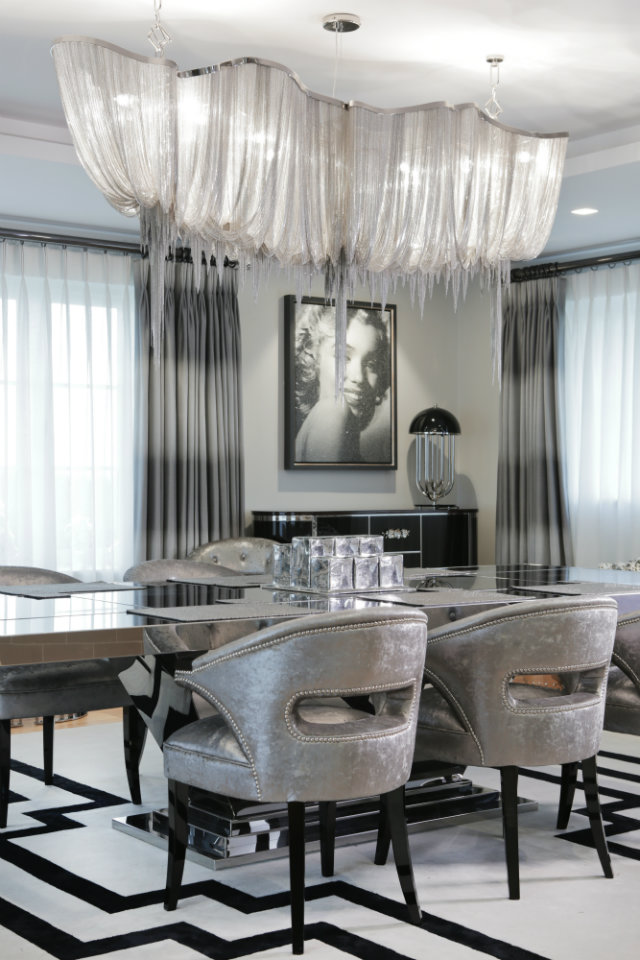 Top designers peter staunton s newest high end interior for High end interior design