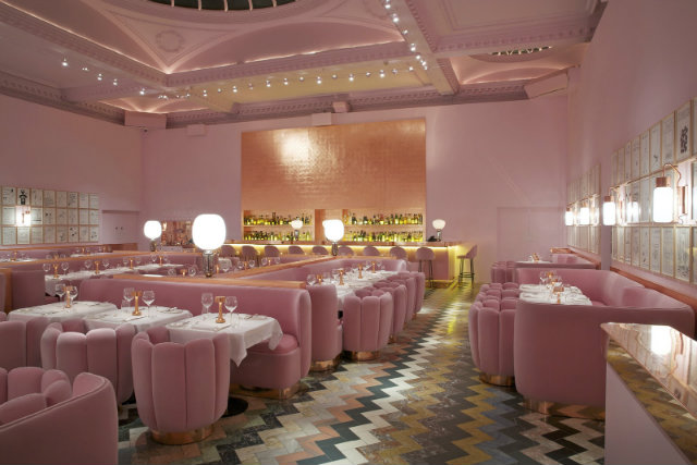 Top Interior Design Projects by India Mahdavi - Love Happens Blog