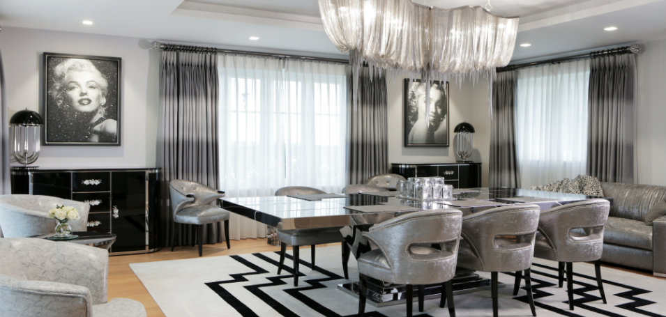 Top Designers* Peter Stauntonu0027s Newest High End Interior Design