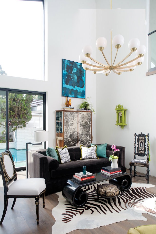 Tips and Tricks for Decorating with a KOKET Fur