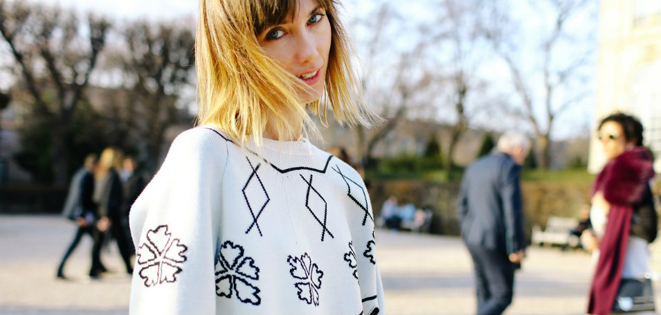 Couture Paris Fashion Week 2016* The best Street Style