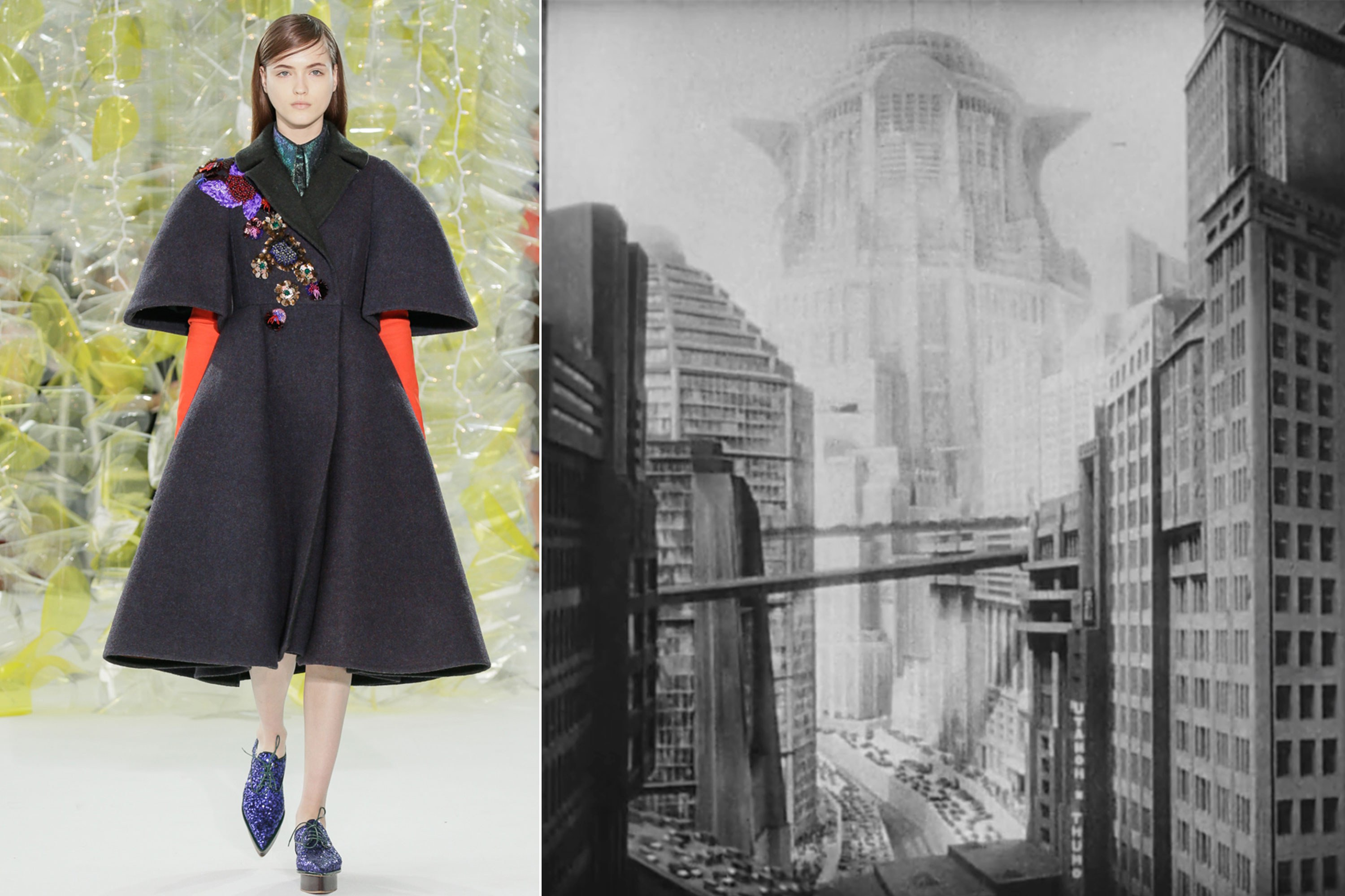 8 Fashion Designers That Are Inspired By Architecture (4) Fashion Designers  8 Fashion Designers