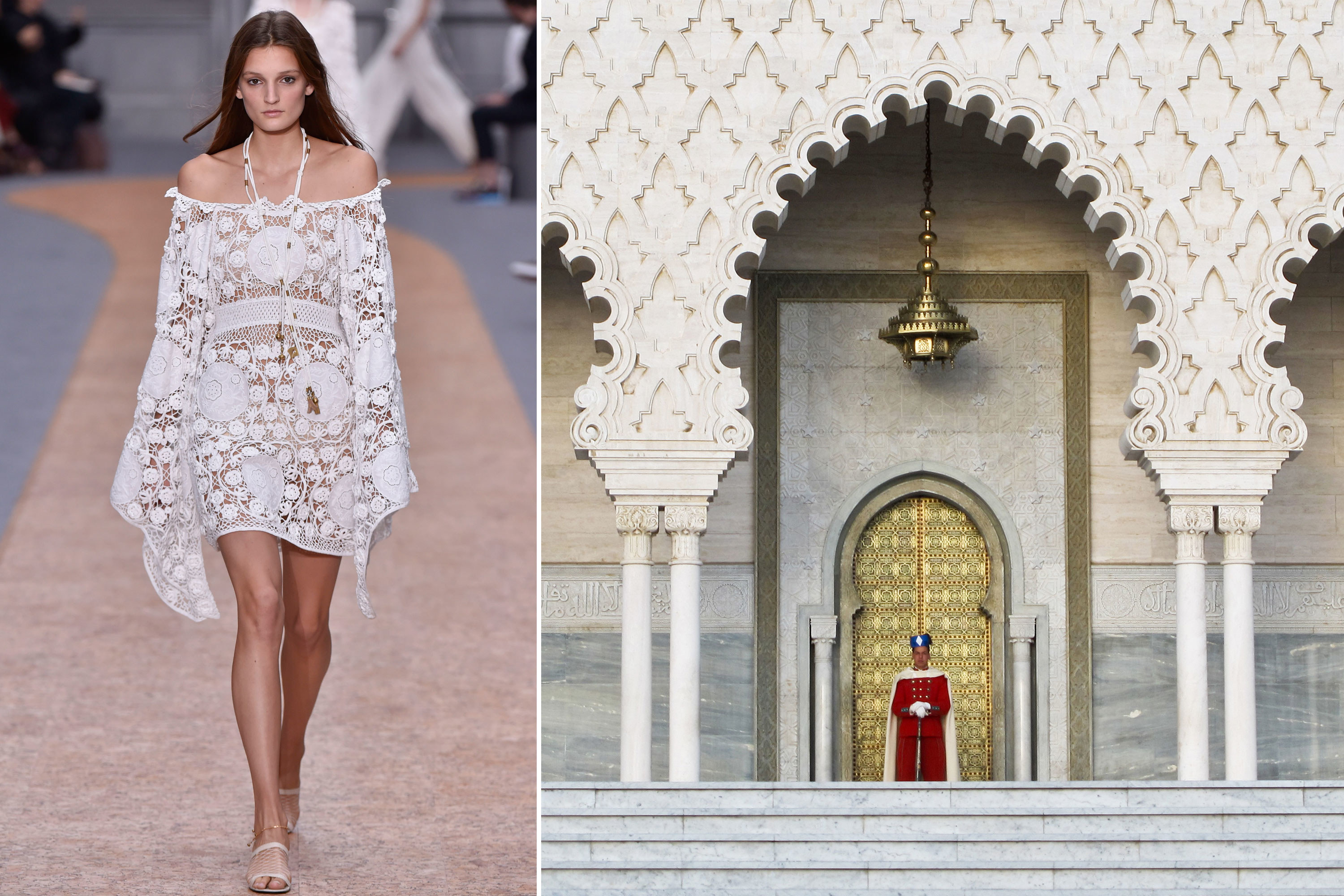 8 Fashion Designers That Are Inspired By Architecture (6) Fashion Designers  8 Fashion Designers