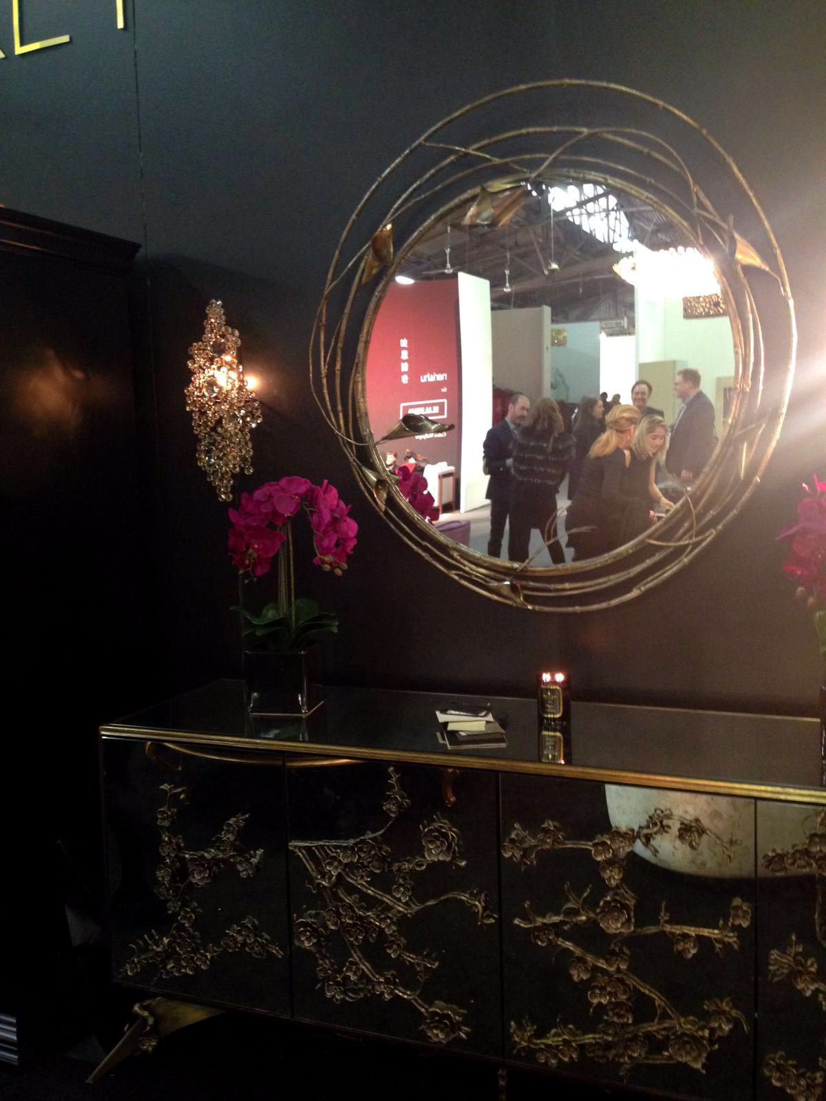 Big Opening of KOKET at Architectural Digest Show 2016