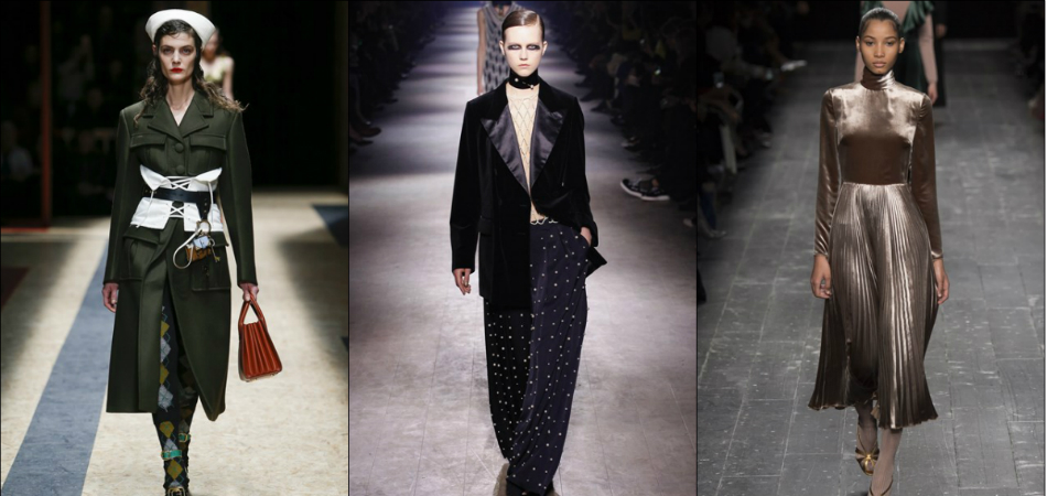 The Best of Fall & Winter Trends 2016 Luxury fashion brands