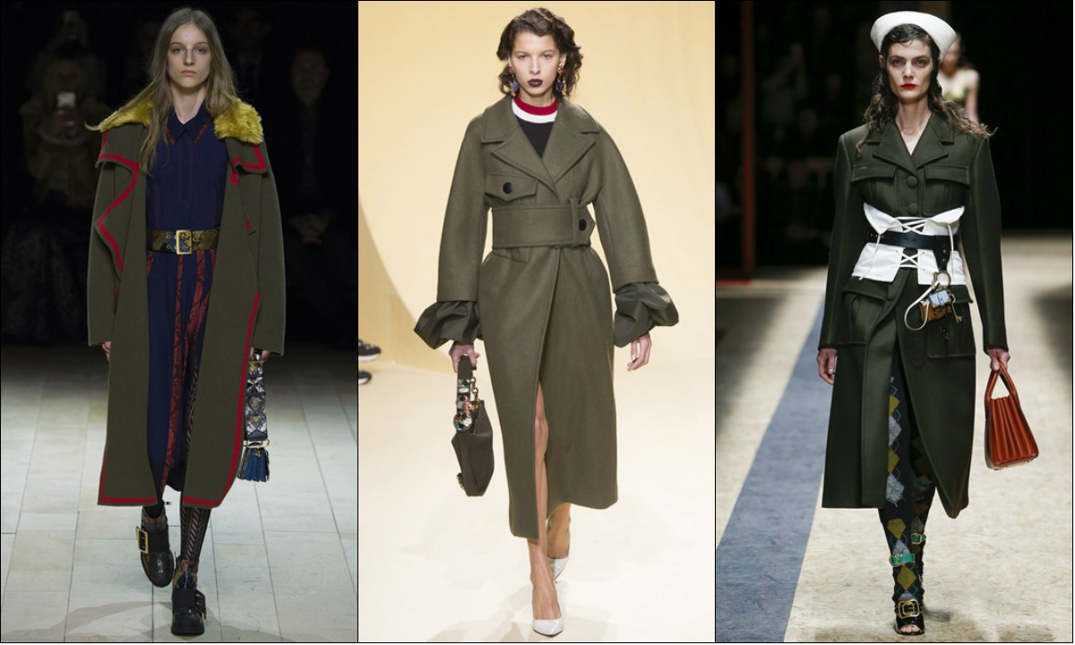 The Best of Fall & Winter Trends 2016 fashion