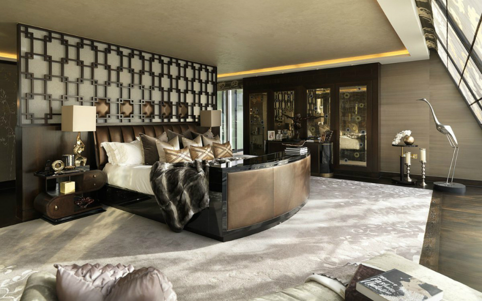 Trend In Interiors: Leather Upholstery