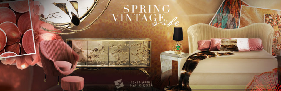 KOKET Vintage Vibe at Salone del Mobile