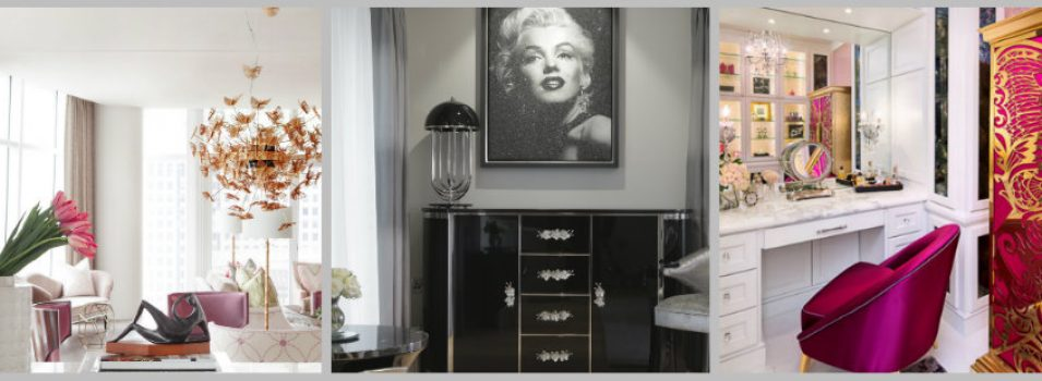 Top Interior Design Projects with KOKET Furniture
