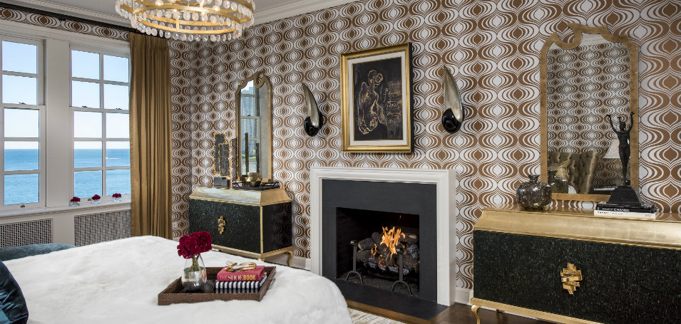 Top designer donna hall chicago divine project with koket for 1920s bedroom ideas