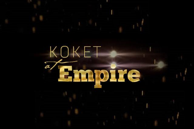 Set Design KOKET in the Empire Finale