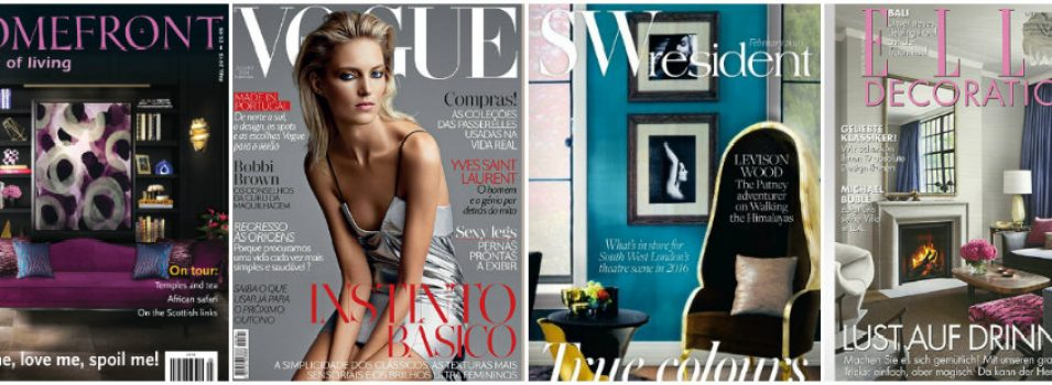 KOKET in Vogue * Best Magazine Publications with KOKET