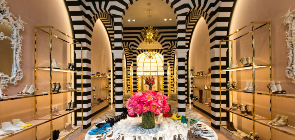0e5a2e08a89 Shoe Paradise* Ryan Korban Creates an amazing Madison Avenue Boutique
