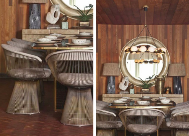 Dining Room Design By Kelly Wearstler Modern Tables 100 Free E