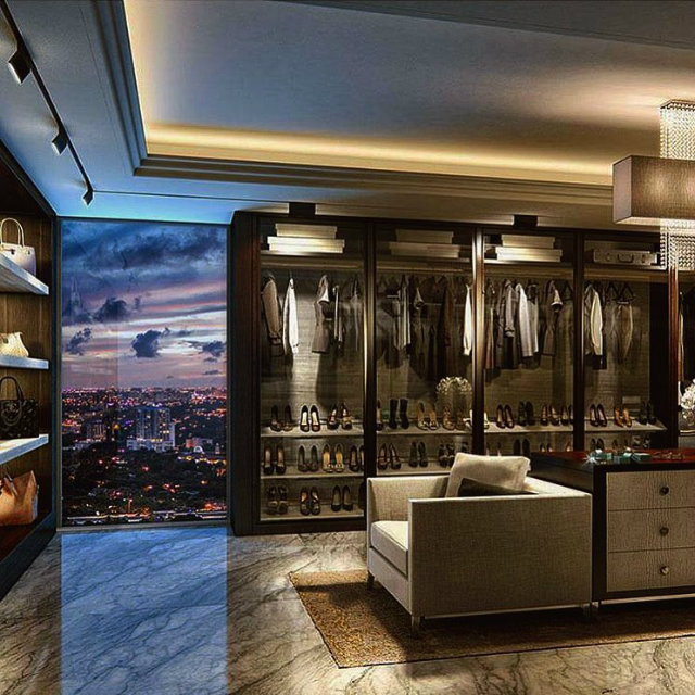 Best walk in closet ideas to copy love happens blog for Men s walk in wardrobe