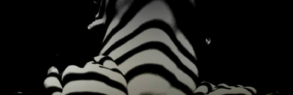 Black and White and Ravishing All Over