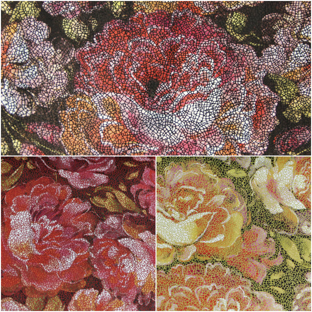 Supple Bloom leathers from the KOKET Textiles Collection. granny florals Granny Florals on the Rise Granny Florals on the Rise 5