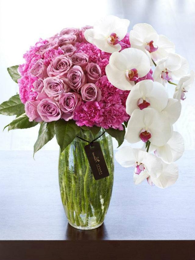 Most Stunning Flower Arrangements for Summer - Love ...