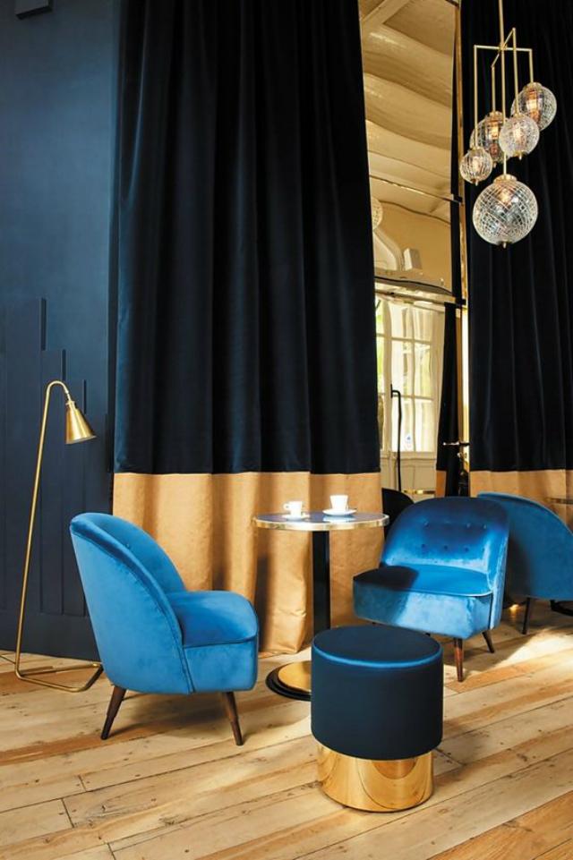 Luxury curtain designs to decor your home curtain designs Luxury Curtain Designs to Decorate Your Home la gare