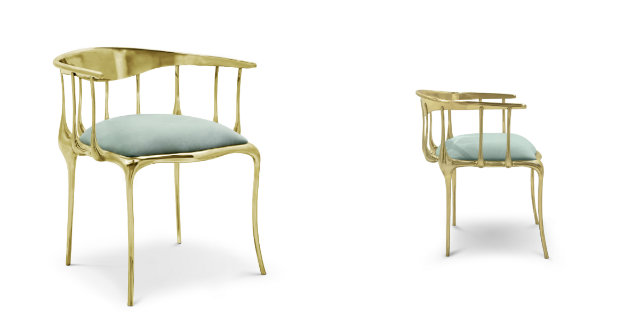 N 11 is the new addition to the dining chair collection.