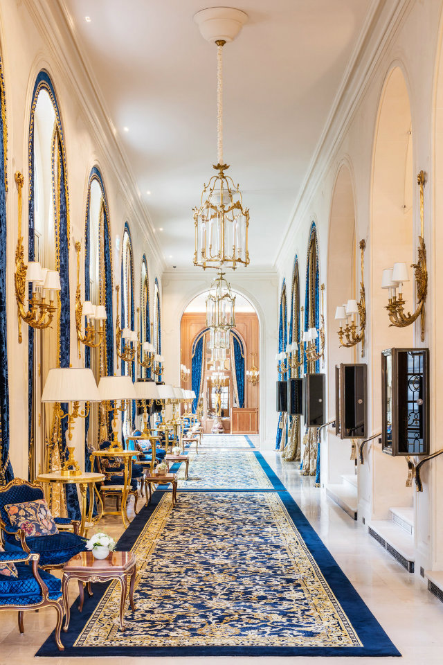Inside The New Ritz Paris Hotel Love Happens Blog