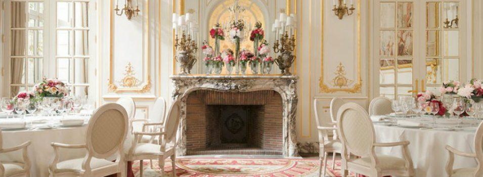 Inside the New Ritz Paris Hotel