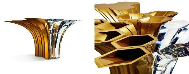 Preview the Atelier Swarovski Home Collection-zaha