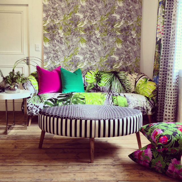 The exuberant christian lacroix home collection for Designers guild bedroom ideas