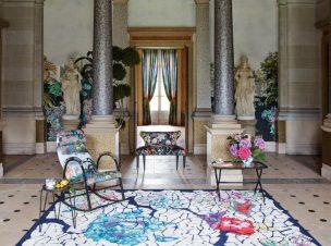 the exuberant christian lacroix home collection