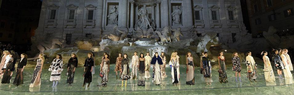 d8878e89568a Inside the Fendi Fall 2016 Couture Anniversary Show - Love Happens ...