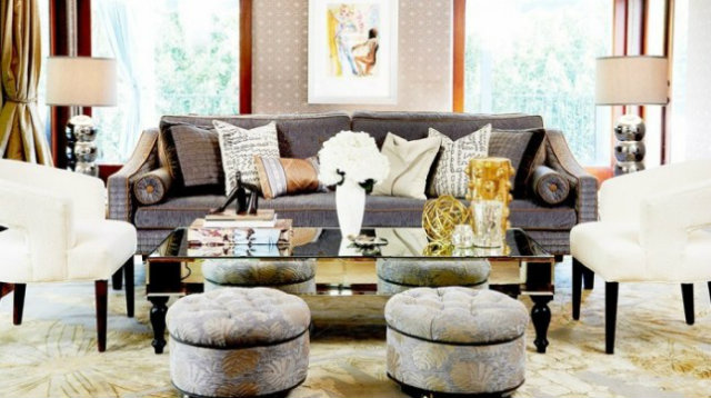 10 covetable celebrity living room ideas