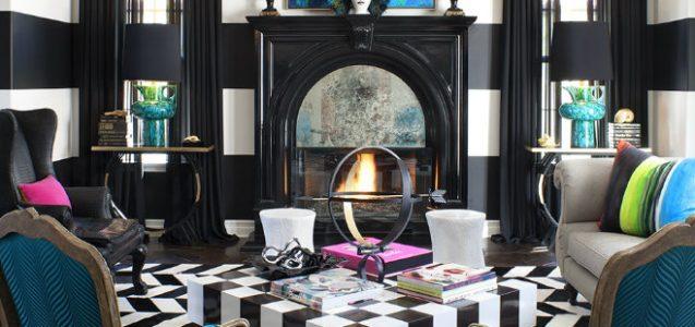 10 Covetable Celebrity Living Room Ideas slider