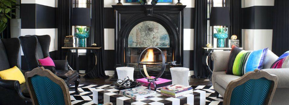 10 Covetable Celebrity Living Room Ideas