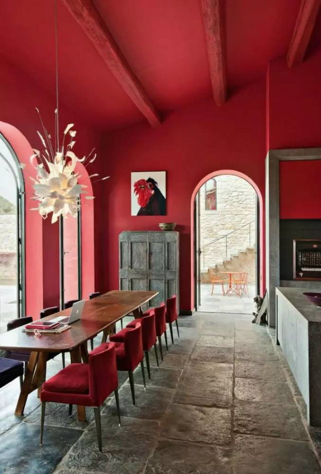 Koket color trends for 2017 for Dining room 2017 trends