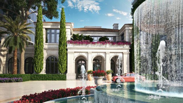 Karl Lagerfeld Breaks into Interior Design 11