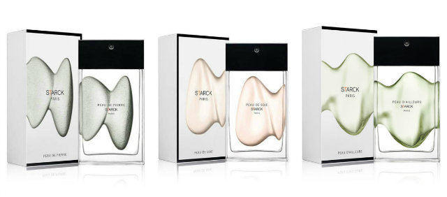 """With only 100 of each scent, """"Parfums Starck Paris"""" will be exclusively sold at Neiman Marcus."""