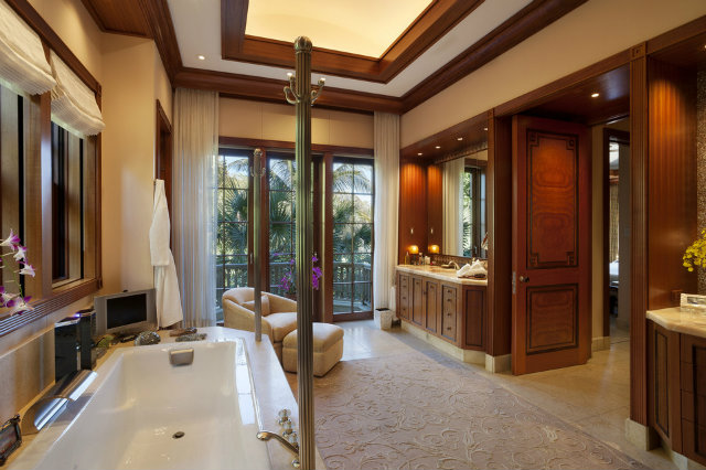 A Bathroom In The Main House Most Expensive Step Inside Americas