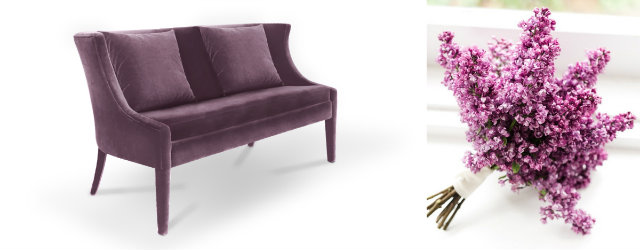 Stunning Colorful Sofas by KOKET chignon