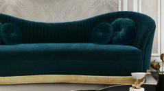 Stunning Colorful Sofas by KOKET slider
